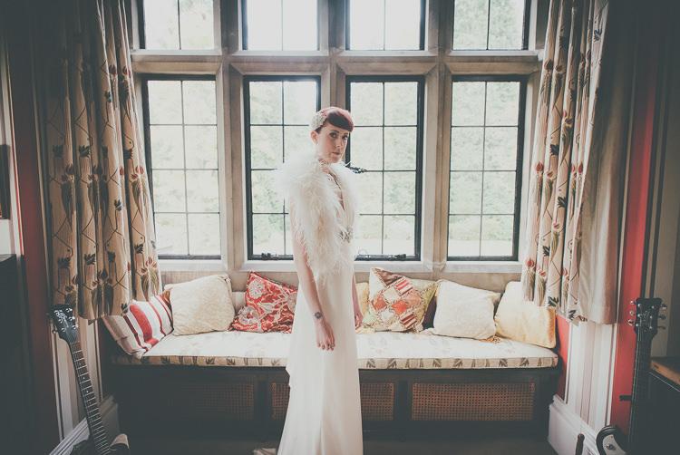 Julianne by Jenny Packham Dress Bride Bridal Gown Alternative Vintage Glamorous Wedding www.photo.shuttergoclick.com