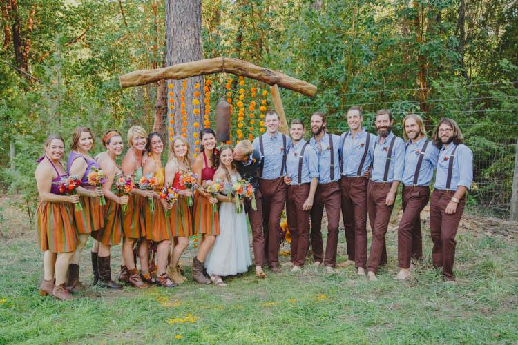 Farmer's Wedding Forest http://www.lenkalandphotography.com/