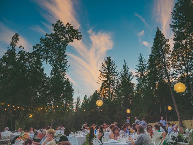 Lanterns Fairy Woods Lights Outdoor Farmer's Wedding Forest http://www.lenkalandphotography.com/