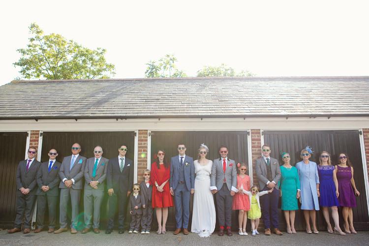 Fresh Fun Rainbow Garden Wedding http://www.lydiastampsphotography.com/