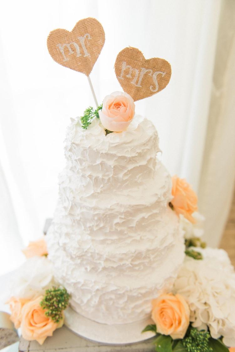Rustic Floral Peach Marquee Wedding | Whimsical Wonderland Weddings