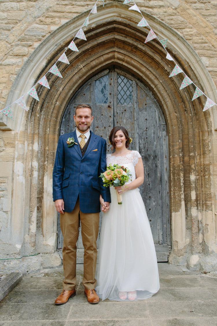 Church Bunting Door Arch Country Fete Garden Festival Wedding http://sharoncooper.co.uk/