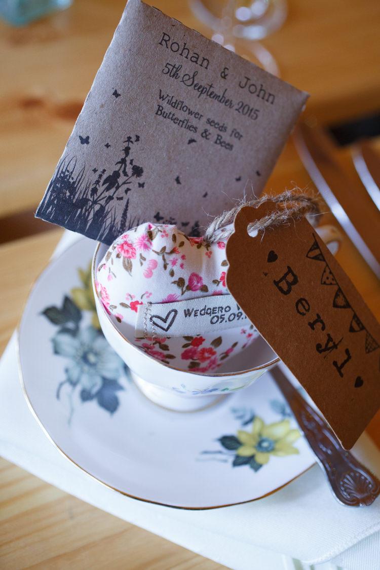 Wildflower Seed Favours Country Fete Garden Festival Wedding http://sharoncooper.co.uk/