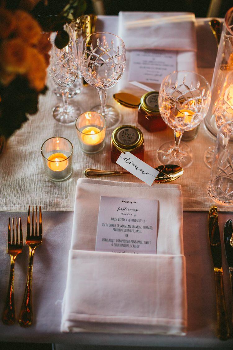 Place Setting Stationery Whimsical Barn Wedding Australia http://throughthewoodsweran.co.uk/
