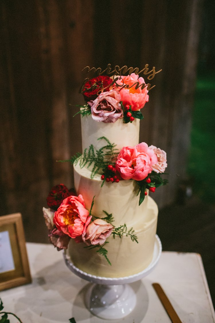 Ivory And Blush Peonies Roses Silk Artificial Wedding Cake Flowers Decoration Easy Style