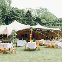 Fleur de Lace Wedding Styling Set Up Design Bedfordshire