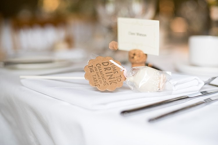 Cake Pop Favours Beautiful Country House Wedding http://www.fionasweddingphotography.co.uk/