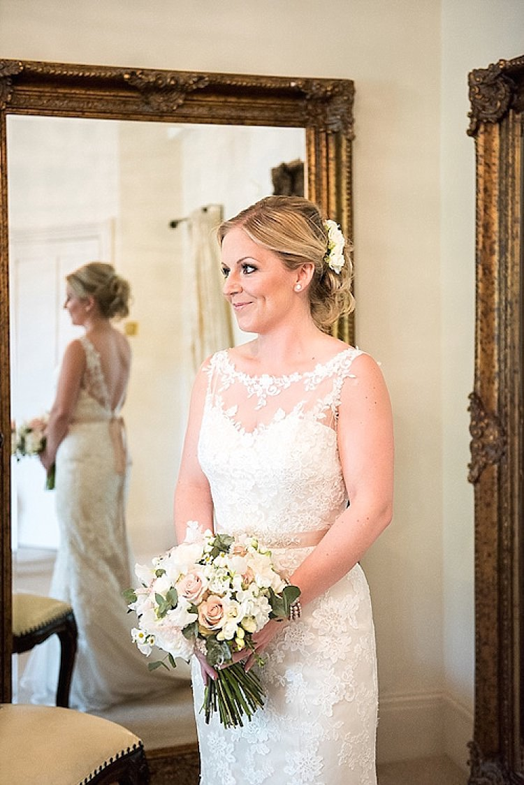 Stella York Bride Bridal Gown Dress Beautiful Country House Wedding http://www.fionasweddingphotography.co.uk/