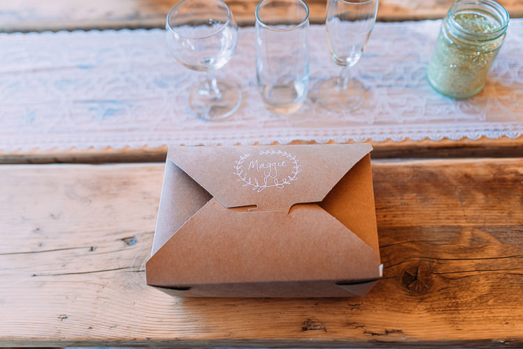 Kraft Brown Paper Packaging Food Creative Festival Tipi Wedding http://www.annapumerphotography.com/