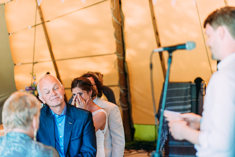 Creative Festival Tipi Wedding http://www.annapumerphotography.com/