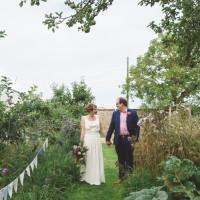 Stylish Festival Farm Garden Wedding http://www.lisadawn.co.uk/