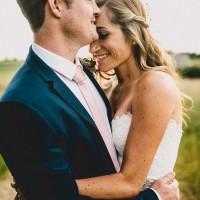 Rustic Chic Blush Barn Wedding http://www.kerrydiamondphotography.com/