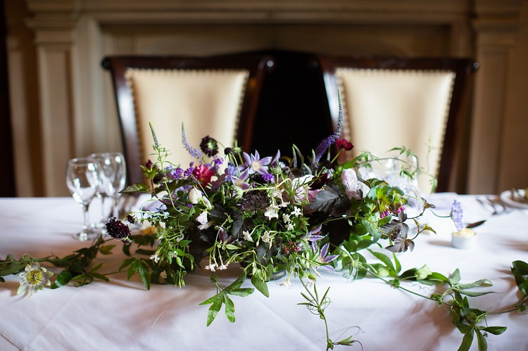 Natural Ethereal Purple Wedding http://www.katherineashdown.co.uk/
