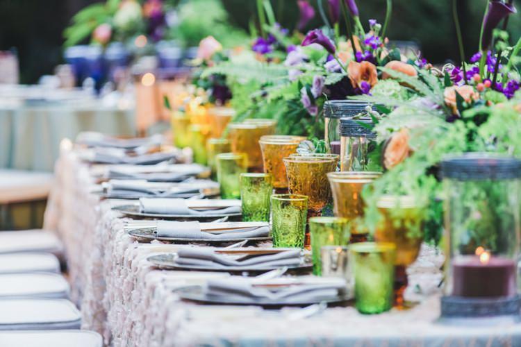 Fantastical Woodland Renaissance Wedding in California http://www.milouandolin.com/