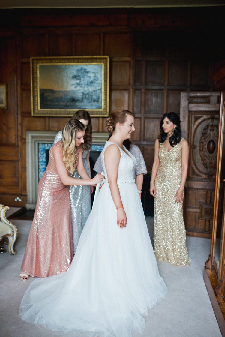 Allure Bridals Dress Gown Bride Tulle Colourful Pastel Sequin Wedding http://www.laurapower.co.uk/