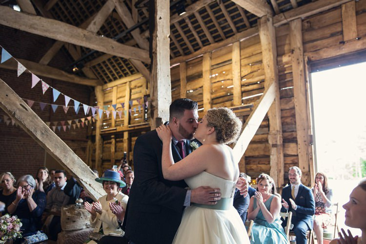 Eclectic Cool Barn Wedding http://assassynation.co.uk/