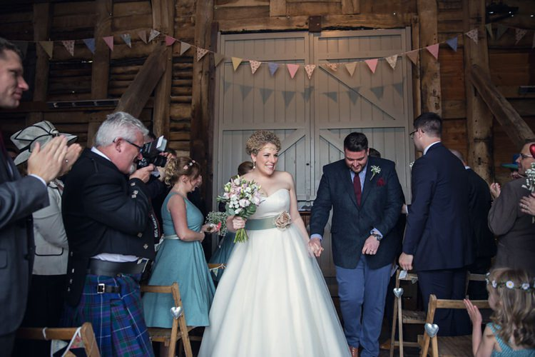 Pimhill Shropshire Eclectic Cool Barn Wedding http://assassynation.co.uk/
