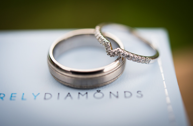 Rings Bands Bride Groom Diamond Quirky Crafty Tea Infused Wedding http://jamesgristphotography.co.uk/