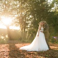 Glamorous Gold Halloween Wedding http://www.oliviajohnstonweddings.co.uk/