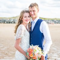 Fresh Relaxed Beach Summer Wedding http://www.katherineashdown.co.uk/
