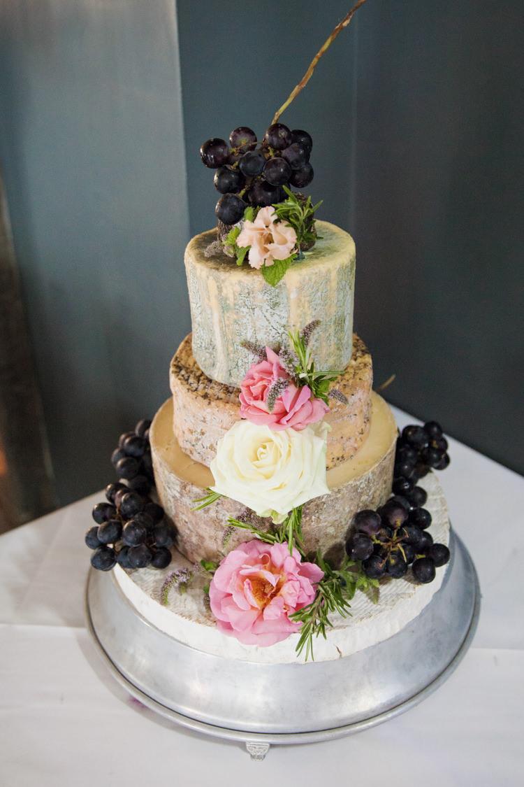Cheese Wedding Cake Northern Ireland