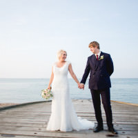 Stylish Eclectic Fun Seaside Wedding http://www.livvy-hukins.co.uk/