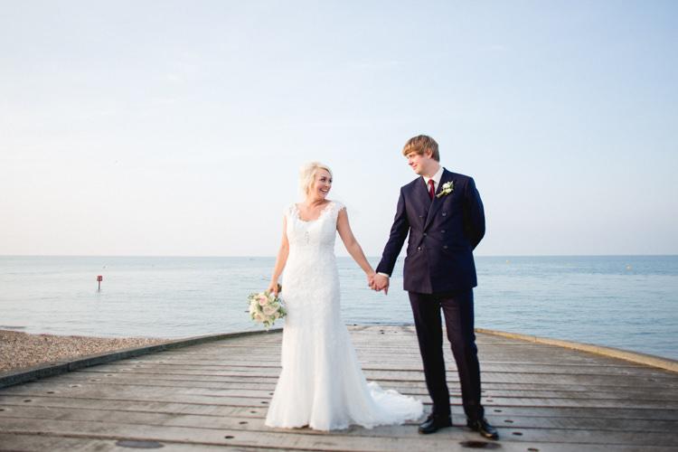 Stylish Eclectic Fun Seaside Wedding http://www.livvy-hukins.co.uk/