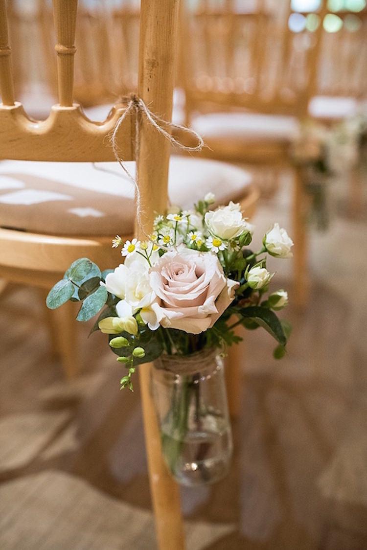 Proposal then wedding