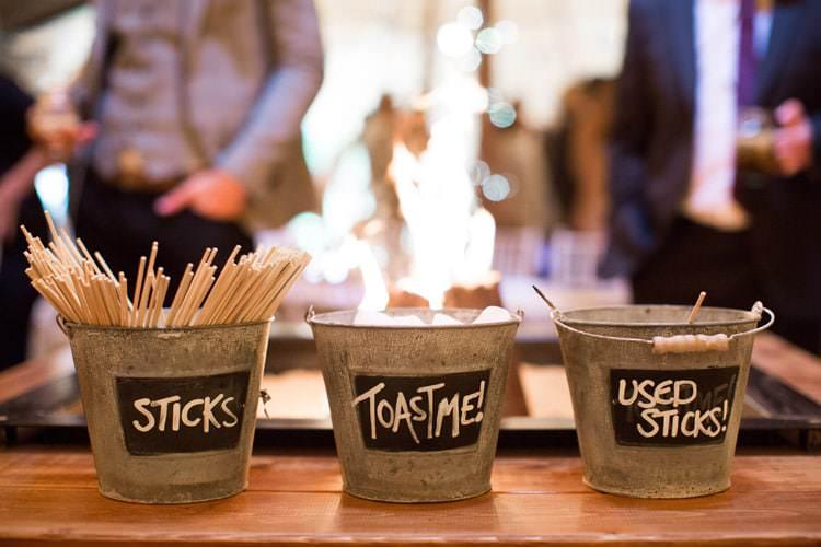 Marshmallow Toasting Family Farm Festival Wedding https://amylouphotography.co.uk/