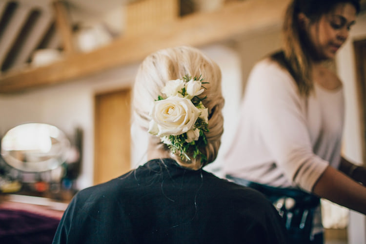 Flowers Hair Style Bride Bridal Summertime Pastel English Country Garden Wedding http://alipaul.com/