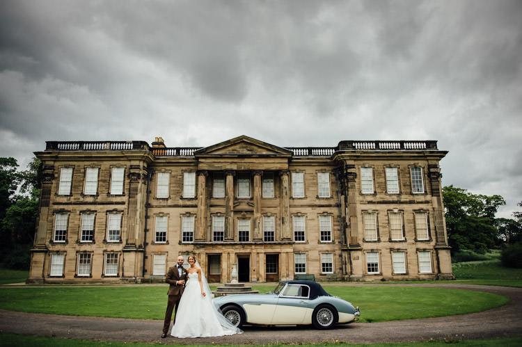 Calke Abbey Derbyshire Natural Mismatched Home Made Wedding http://www.mattbrownphotography.co.uk/