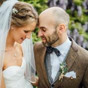 Natural Mismatched Home Made Wedding