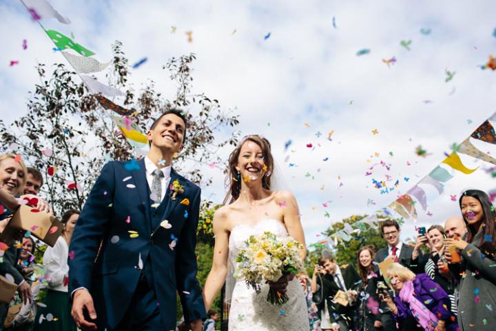Home Made Yellow Country Garden Wedding http://kathrynedwardsphotography.com/