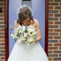 Sweet Pastel Village Hall Wedding http://www.helenstrongphotography.co.uk/