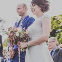 Natural Beautiful Autumn Outdoor Wedding http://www.johnelphinstonestirling.com/