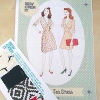 The Bride Diaries Bridesmaid Dress Making DIY Sewing