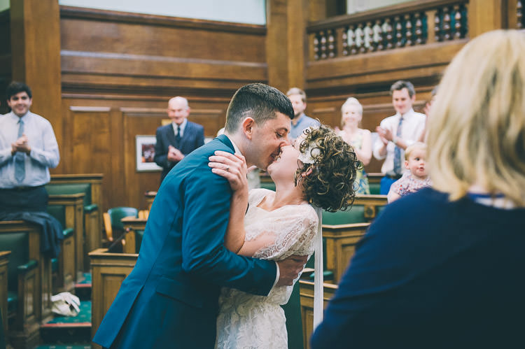 Camden Town Hall Colourful Low Key London Wedding http://www.remaininlightphotography.com/