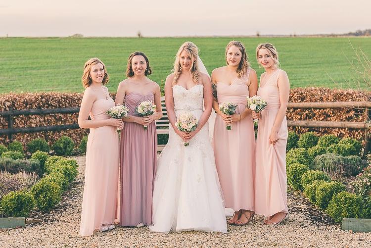 Blush Pink Rose Gold Barn Wedding Whimsical Wonderland Weddings