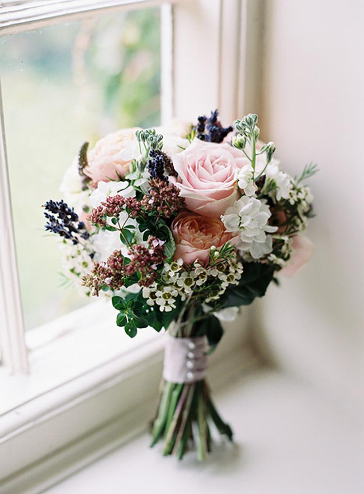 Pretty Floral Wonderland DIY Wedding | Whimsical ...