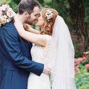 Pretty Floral Wonderland DIY Wedding