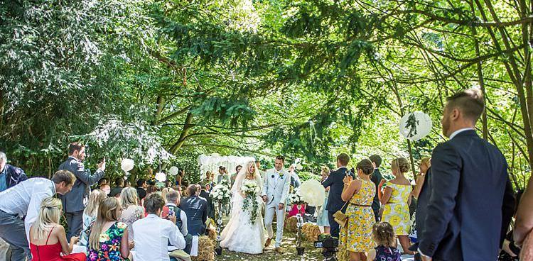 Outdoor Festival Summer Wedding http://lighteningphotography.co.uk/