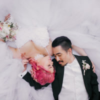 Opulent Pink Gold Victorian Wedding in Seattle http://www.barrieannephotography.com/