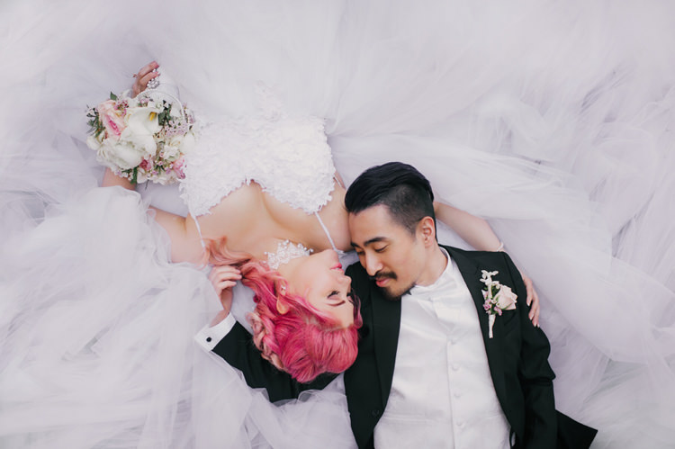Opulent Pink Gold Victorian Wedding in Seattle http://www.barrieannephotography.com/