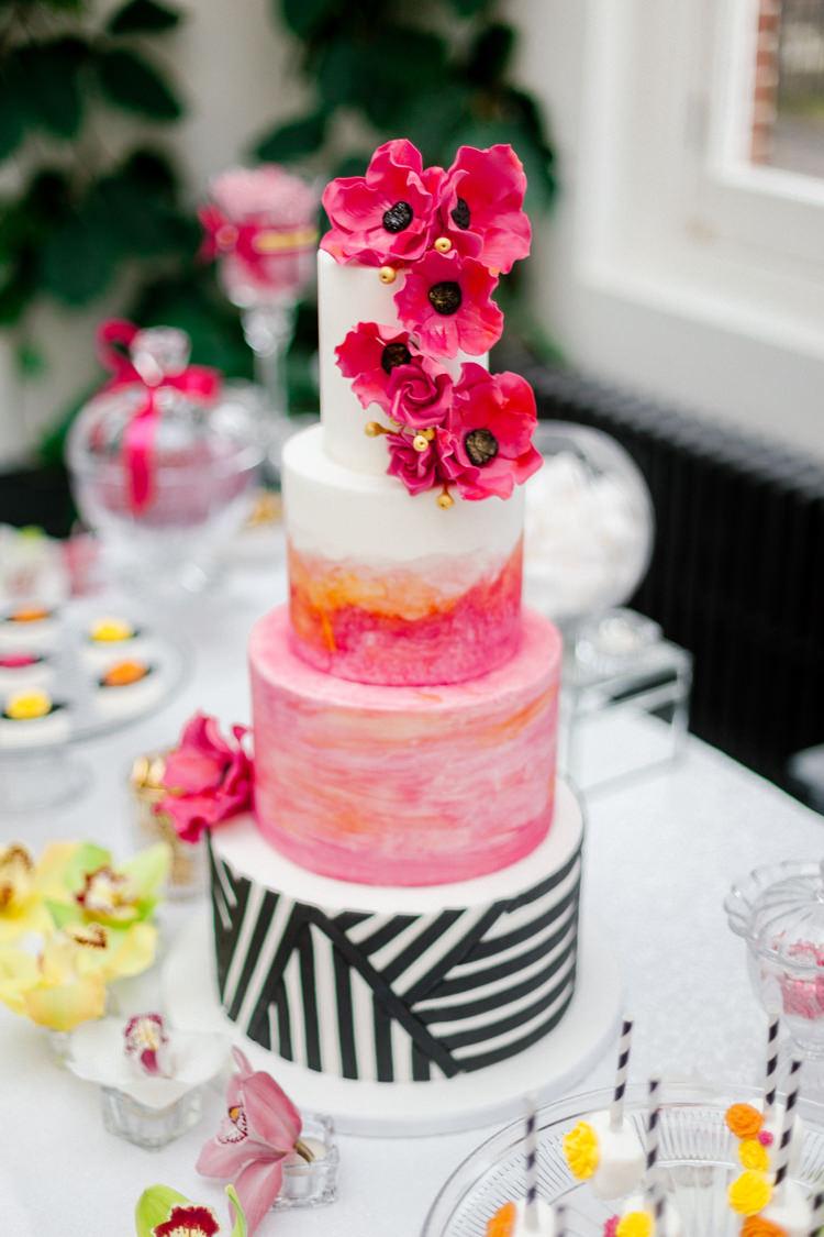 Modern & Fresh Watercolour Wedding Ideas | Whimsical Wonderland Weddings