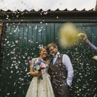 Fun Music Rustic Barn Wedding http://www.yorkplacestudios.co.uk/
