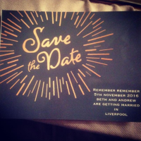 The Bride Diaries Save The Date