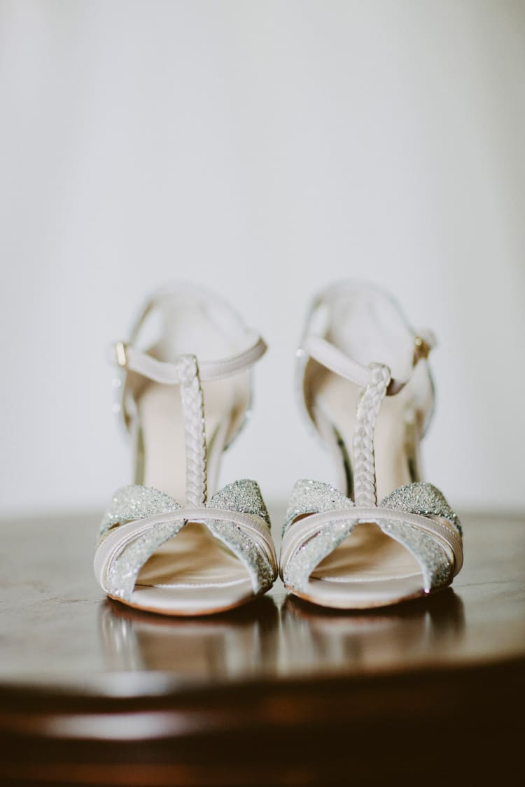 Shoes Heels Bride Bridal T Bar Peep Toe Romantic Pastel Countryside Wedding http://davidjenkinsphotography.com/