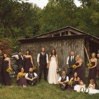 Hippy Bohemian Outdoorsy Wedding in Pennsylvania http://tylerboye.com/
