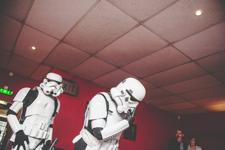 Storm Troopers Star Wars Wedding http://www.robfarrellphotography.uk/