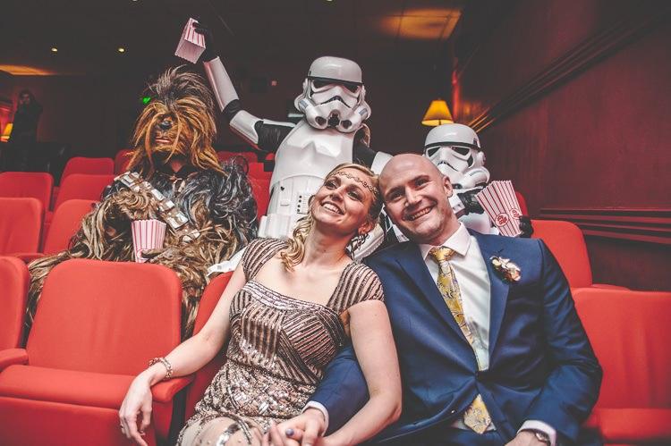 Star Wars Wedding http://www.robfarrellphotography.uk/